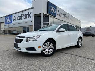 Used 2014 Chevrolet Cruze 1LT | BLUETOOTH | SATELLITE RADIO | BACK-UP CAMERA | for sale in Innisfil, ON