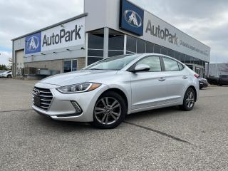 Used 2017 Hyundai Elantra GL | BLIND-SPOT DETECTION | FRONT HEATED SEATS & HEATED STEERING | ANDROID AUTO | SATELLITE RADIO | for sale in Innisfil, ON