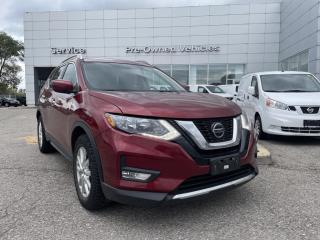 Used 2018 Nissan Rogue SV ONE OWNER ACCIDENT FREE TRADE WITH ONLY 43000 KMS for sale in Toronto, ON