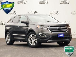 Used 2018 Ford Edge SEL | ECOBOOST | 2.0L | AWD | REAR PARKING CAMERA | HANDS-FREE POWER LIFTGATE | A/C | HEATED SEATS | for sale in Waterloo, ON