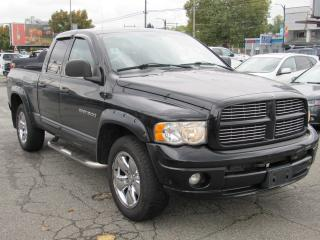 Used 2004 Dodge Ram 1500 SLT for sale in Vancouver, BC