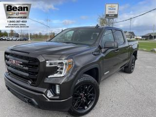 New 2021 GMC Sierra 1500 Elevation 5.3L V8 4X4 CREW CAB SHORT BOX ELEVATION X31 OFF ROAD PACKAGE for sale in Carleton Place, ON