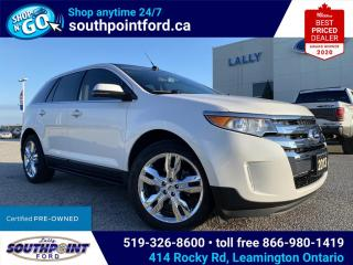 Used 2013 Ford Edge Limited LIMITED|NAV|HTD SEATS|REMOTE START|MOONROOF for sale in Leamington, ON