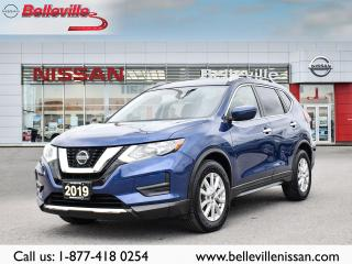 Used 2019 Nissan Rogue Special Edition 1 OWNER CLEAN CARFAX for sale in Belleville, ON