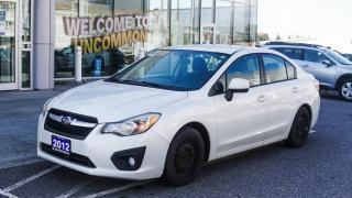 Used 2012 Subaru Impreza ALL WHEEL DRIVE for sale in North Bay, ON