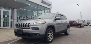 Used 2016 Jeep Cherokee 4X4 for sale in North Bay, ON