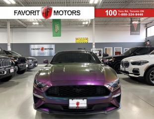 Used 2019 Ford Mustang EcoBoost Fastback|CHROMAFLAIR-WRAP|NAV|TRACKAPPS|+ for sale in North York, ON