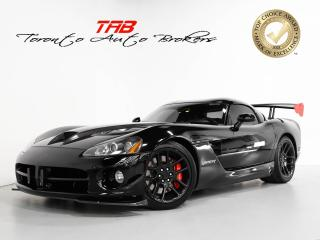 Used 2006 Dodge Viper SRT10 I CARBON  FIBRE I 6-SPEED I COMING SOON for sale in Vaughan, ON