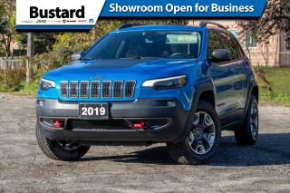Used 2019 Jeep Cherokee TRAILHAWK | NAV | PANO ROOF for sale in Waterloo, ON