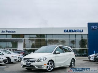 Used 2013 Mercedes-Benz B-Class B250 for sale in Port Coquitlam, BC