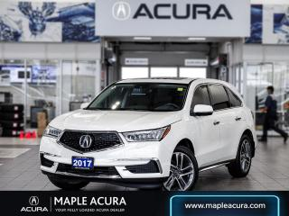 Used 2017 Acura MDX Navigation Package ***SOLD*** for sale in Maple, ON