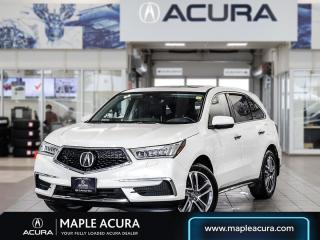 Used 2018 Acura MDX Navigation Package for sale in Maple, ON