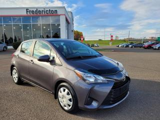 Used 2018 Toyota Yaris HATCHBACK LE for sale in Fredericton, NB