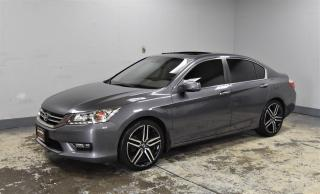 Used 2013 Honda Accord Sedan Touring for sale in Kitchener, ON