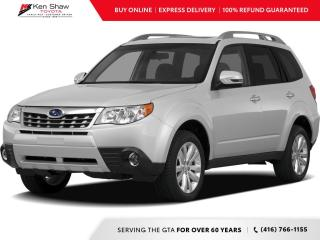 Used 2012 Subaru Forester for sale in Toronto, ON