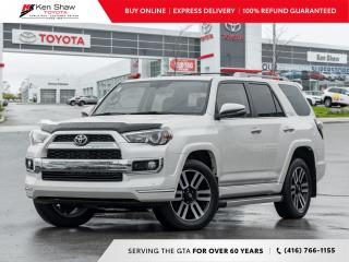 Used 2016 Toyota 4Runner for sale in Toronto, ON