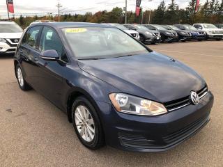 Used 2017 Volkswagen Golf COMFORTLINE for sale in Charlottetown, PE