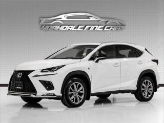 Used 2020 Lexus NX 300 AWD. F Sport, Navi, Camera, Driver Assist, Clean CarFax! for sale in Concord, ON