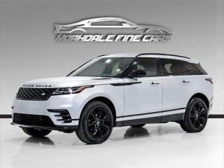 Used 2019 Land Rover Range Rover Velar D180 R-Dynamic SE, Driver Assist, Navi, Panoramic, Loaded! for sale in Concord, ON