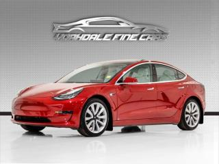 Used 2020 Tesla Model 3 Standard Range Plus. AutoPilot, Clean CarFax, Loaded! for sale in Concord, ON