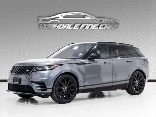 Used 2018 Land Rover Range Rover Velar P380 R-Dynamic SE, Unique Pkg, Driver Assist, Pano, Loaded! for sale in Concord, ON