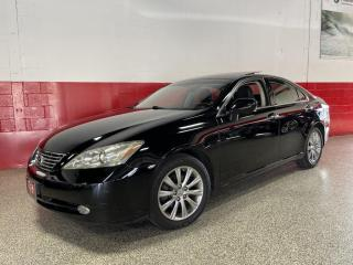Used 2007 Lexus ES 350 ULTRA PREMIUM NAVIGATION PANORAMIC SUNROOF COMFORT ACCESS for sale in North York, ON