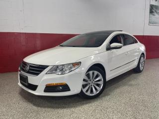 Used 2010 Volkswagen Passat CC SPORTLINE PANO ROOF FULL SERVICE RECORDS! for sale in North York, ON