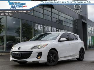 Used 2012 Mazda MAZDA3 GT  - Sunroof -  Leather Seats for sale in Toronto, ON