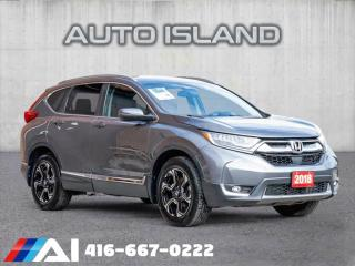 Used 2018 Honda CR-V Touring AWD for sale in North York, ON