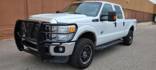 Used 2011 Ford F-250 Super Duty 4WD CREW CAB for sale in Calgary, AB