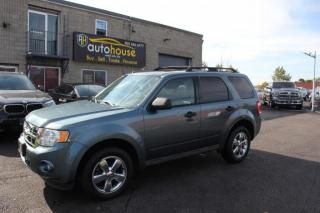 Used 2012 Ford Escape XLT Limited/ No Accident/ Leather Seats/ Sunroof/ 4WD for sale in Newmarket, ON