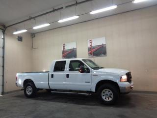 Used 2006 Ford F-250 Super Duty Crew Cab 4WD for sale in Edmonton, AB