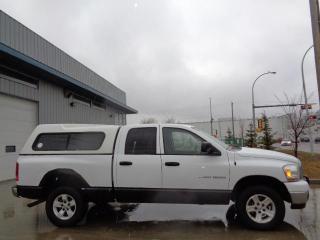Used 2006 Dodge Ram 1500 4dr Quad Cab 4WD for sale in Edmonton, AB