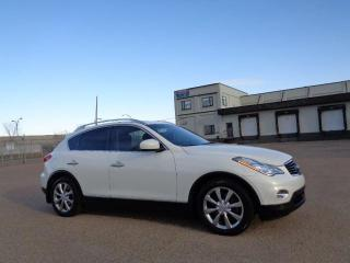Used 2010 Infiniti EX35 AWD 4DR for sale in Edmonton, AB