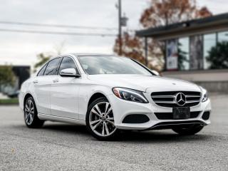Used 2018 Mercedes-Benz C-Class C 300 |NAV|PANOROOF|LED|LOADED|LOW KM |PRICE TO SELL for sale in North York, ON