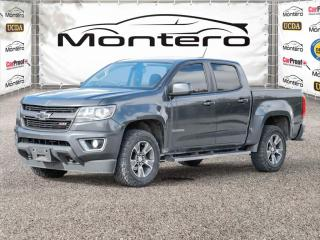 Used 2015 Chevrolet Colorado 4X4 Crew Cab Z71 for sale in North York, ON