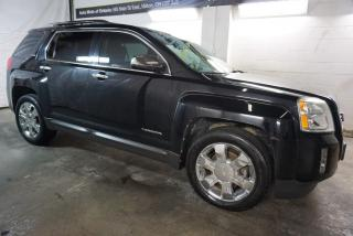 Used 2011 GMC Terrain V6 SLT2 AWD CAMERA LEATHER CERTIFIED *1 OWNER* SUNROOF BLUETOOTH POWER SEAT ALLOYS for sale in Milton, ON