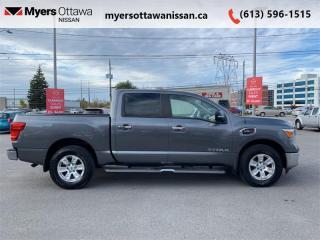 Used 2017 Nissan Titan SV  - Bluetooth -  SiriusXM for sale in Ottawa, ON