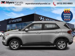 New 2022 Hyundai Venue Preferred  - $170 B/W for sale in Kanata, ON
