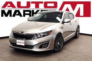 Used 2014 Kia Optima SX Certified!Navigation!Leather!WeApproveAllCredit! for sale in Guelph, ON