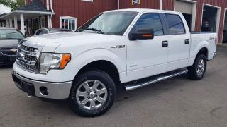 Used 2014 Ford F-150 FX4 SuperCrew 5.5-ft. Bed 4WD XTR package for sale in Dunnville, ON