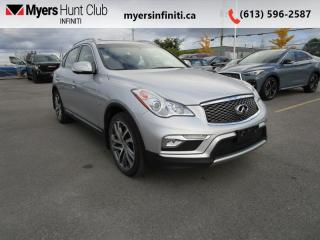 Used 2017 Infiniti QX50 Premium Nav Package  - Low Mileage for sale in Ottawa, ON