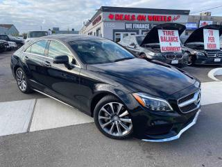 Used 2016 Mercedes-Benz CLS-Class CLS400 4MATIC for sale in Oakville, ON