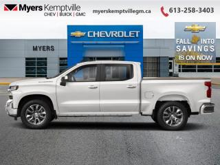 New 2021 Chevrolet Silverado 1500 Custom Rally Edition for sale in Kemptville, ON