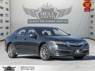 Used 2015 Acura TLX V6 Tech, AWD, Navi, RearCam, SunRoof, B.spot, LaneAsst, Bluetoot for sale in Toronto, ON