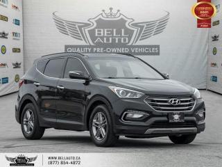 Used 2017 Hyundai Santa Fe Sport Luxury, AWD, SunRoof, LeatherInt, HeatedSeats, Bluetooth for sale in Toronto, ON