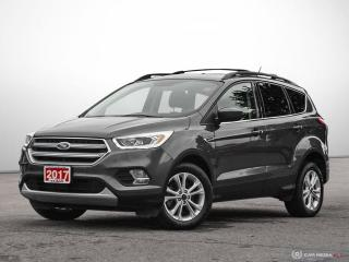 Used 2017 Ford Escape SE for sale in Ottawa, ON