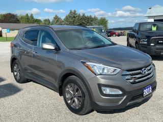 Used 2015 Hyundai Santa Fe SPORT for sale in Petrolia, ON
