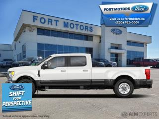 New 2022 Ford F-450 SUPER DUTY King Ranch  - Sunroof - $772 B/W for sale in Fort St John, BC