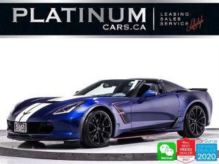 Used 2017 Chevrolet Corvette Grand Sport 2LT, 460HP, HUD, CAM, PDR, BOSE for sale in Toronto, ON